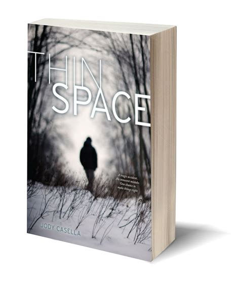thin space thin space by jody casella review books bones buffy