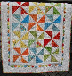 Pinwheels Quilt by Free Patterns Using Charm Packs The Pattern Is A Free