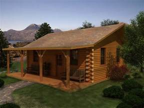 Small Log Home Kits Colorado Yukon Weekend Cabin Series