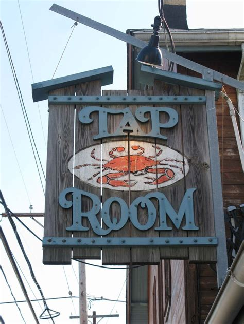 tap room chesapeake city 187 antiquing in chesapeake city