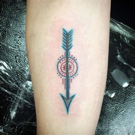 150 popular arrow tattoo designs and meanings april 2018