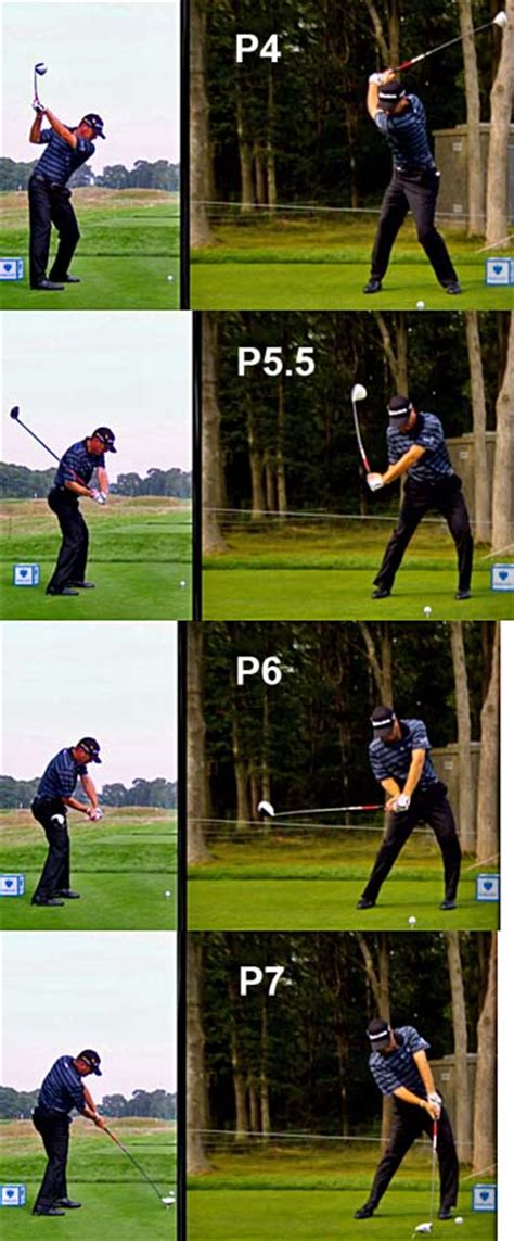 square to square golf swing review closed versus square clubface during a full golf swing