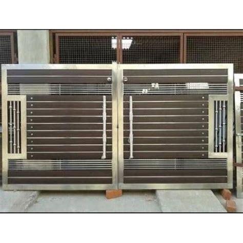 ss gate fabrication service manufacturer  mumbai