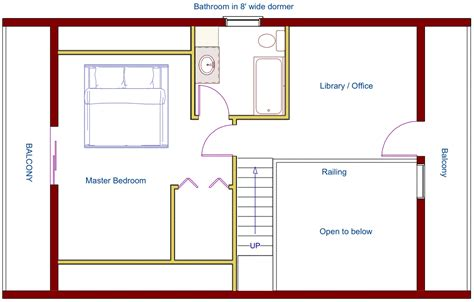 Small House Plans 24 X 32 24x32 One Level Cottage Studio Design Gallery Best