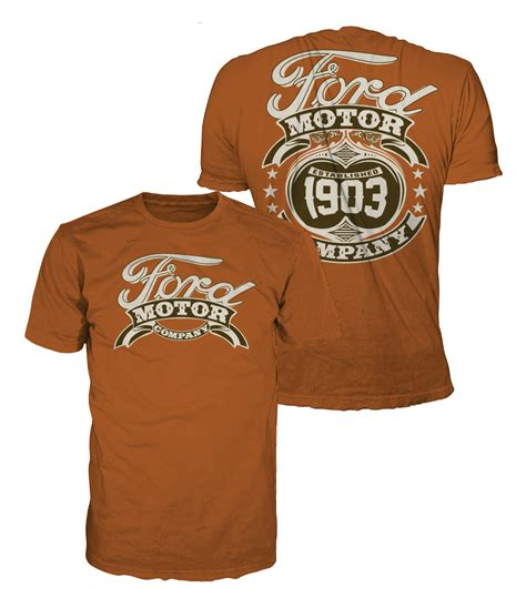 Home Decor Styles Name Ford Motor Company T Shirt Motorstyles