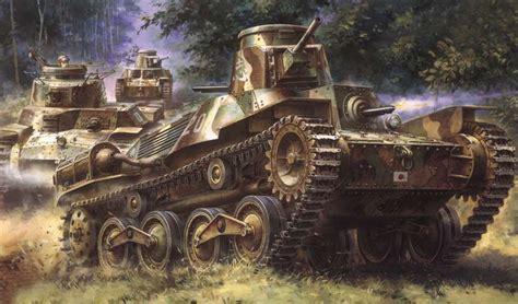 hängematte to go 1 35 ija type 95 light tank ha go early