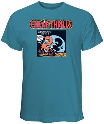 T Shirt Cheap Thrills keep on truckin apparel cheap thrills t shirt