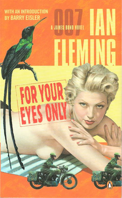 Flemming Set Original Authenticpromo March Only Bond Page 2 Pulp Covers