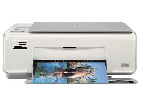Printer Hp Photosmart C4280 hp photosmart c4280 all in one printer drivers and