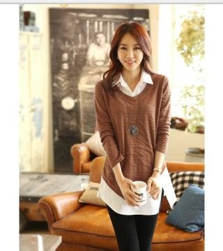 Promo Atasan Blouse Wanita New Fash Murah atasan wanita korea import terbaru 2014 model terbaru