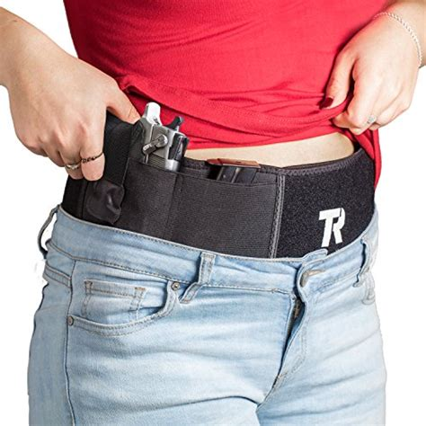 comfortable gun holsters belly band gun holster for concealed carry neoprene with