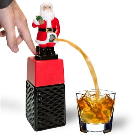 christmas liquor anorak gift of the moment the pissma santa dispenser