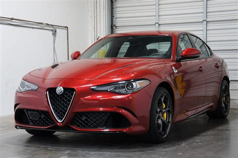 2019 Alfa Romeo Giulia by Alfa Romeo Dallas 2019 Alfa Romeo Giulia Quadrifoglio