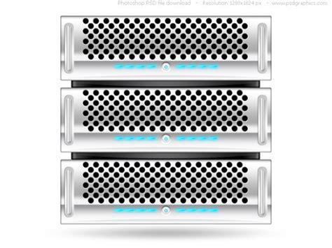 Web Rack by Silver Rack Server Psd Web Icon Psd File Free