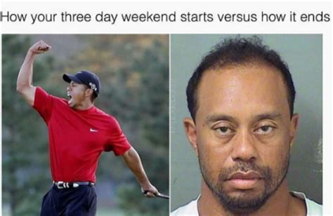 Tiger Woods Memes - tiger woods memes dui top 10 funniest