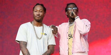 young thug on the run album download stream future young thug s new mixtape super slimey