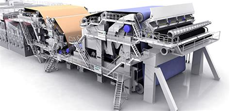 board and paper machines forming