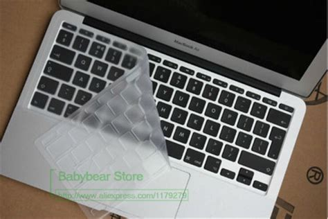 Keyboard Protector Macbook Pro 15 eu version clear keyboard cover keypad skin for macbook air 11 quot white pro 13 15 protector
