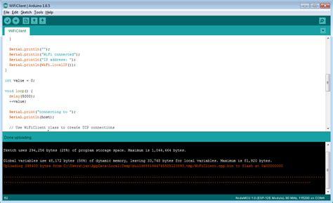 arduino json tutorial arduino programming on the esp8266