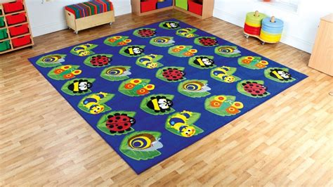 discount school rugs back to nature square bug placement carpet special needs teaching resources school equipment
