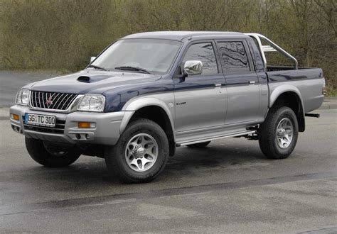 mitsubishi l200 1997 review amazing pictures and images