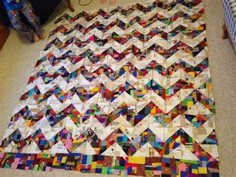 Putting A Quilt Together by Scraps A Plenty Putting The Crumbs Together
