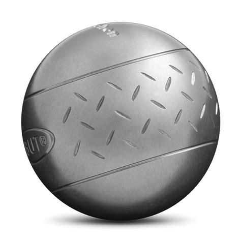 Set Bola Cantiq 6 obut stainless steel leisure petanque boules sun chevron obut official shop