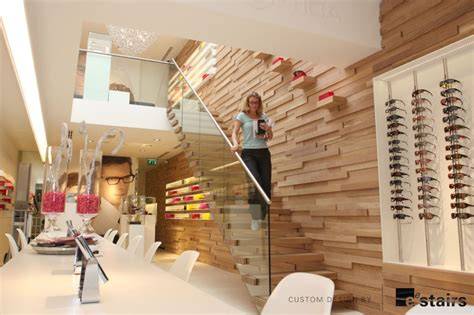 Zen House Stairs Design Fancy Staircase Treatments