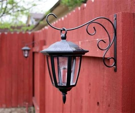 Family Dollar Lights by Solar Coach Lights From Family Dollar On Plant Hooks