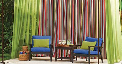 weighted outdoor curtains outdoor curtain weights myideasbedroom com