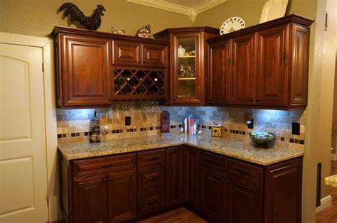 mahogany cherry kitchen cabinets 3cm new venetian gold