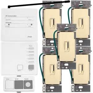 Lutron Aurora Wireless Lighting Control System Cool Tools