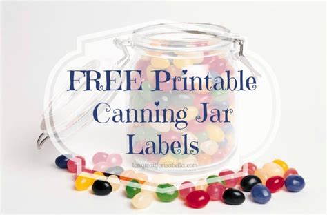 jelly jar label template jelly jar labels printable free printable pages