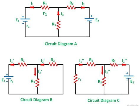 what is a circuit what is a superposition theorem circuit globe