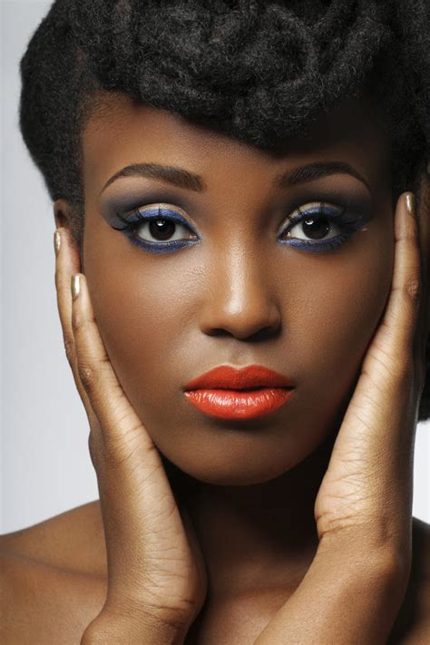 Lipstick For Dark Skin Best Colors Shades Orange Coral Blue | lipstick for dark skin best colors shades orange coral