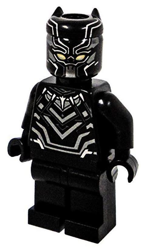 Lego Black Panther new lego marvel black panther minifigure 76047 marvel civil war ebay