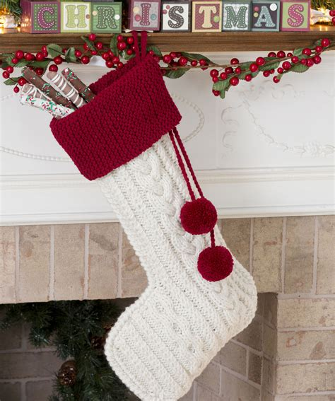 Pattern For Cable Knit Christmas Stocking | cable knit christmas stocking pattern car interior design