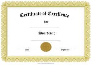 blank vector printable blank certificates certificate
