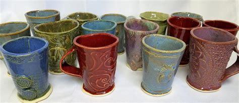 diy pottery mug making  allentown brew works artists