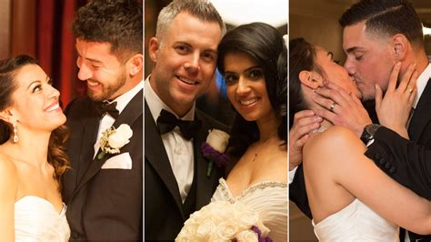 married at first sight couples enter year two of married at first sight season 2 finale 2 couples stay