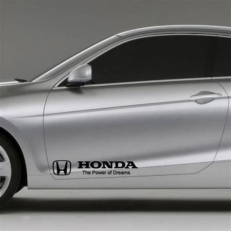 Honda Aufkleber by Honda Stickers Archives Koreasticker