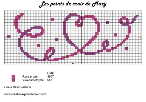 Grille Gratuite Broderie Point De Croix by Grille Gratuite Les Points De Croix De
