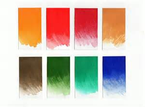paint color swatches model basics painting davidneat