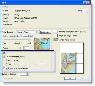 arcgis 10 2 layout view blank printing a map in arcmap help arcgis for desktop
