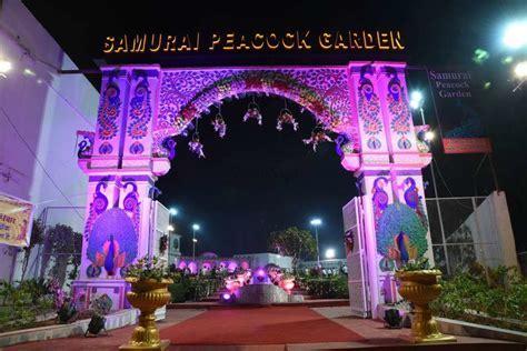 Samurai Peacock Garden   Wedding Venues in Jaipur   ShaadiSaga