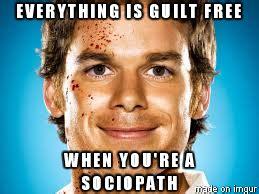 Guilt Meme - the good side of guilt from the left field