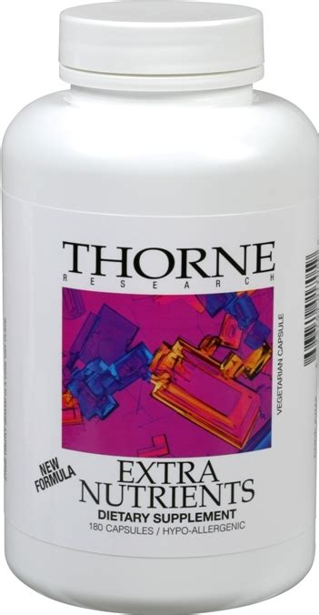 Thorne Detox Nutrients Packet by Thorne Research View All Smhp Store