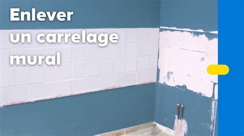Enlever Un Carrelage by Comment Enlever Du Carrelage Mural Castorama