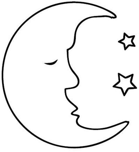 imagenes del sol y la luna dibujos del sol y la luna para colorear pictures