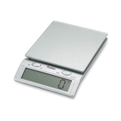 Buy Digital Food Scale From Bed Bath Beyond